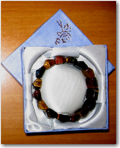 Tiger Eye - Stone for Protection